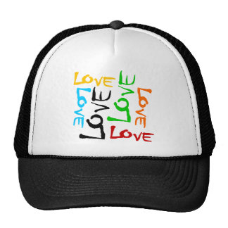 Love Every Which Way In 6 Colors Trucker Hat