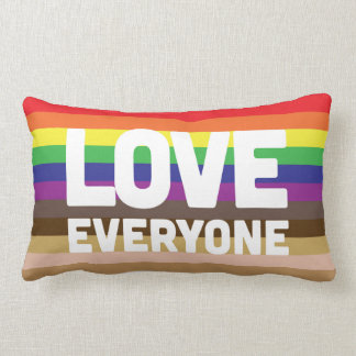Love Everyone Pillow