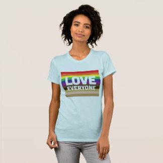 Love Everyone Women's Tshirt
