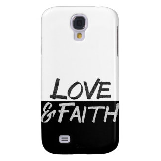 """Love & Faith"" Inspirational T-Shirt"