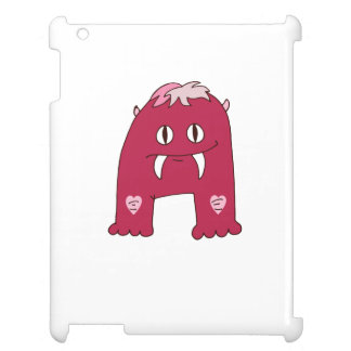 Love Fang Monster iPad Case