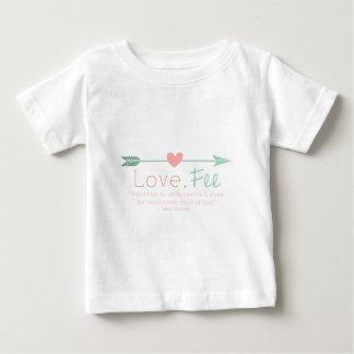 Love Fee Baby T-Shirt