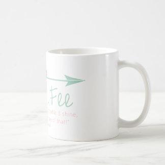Love Fee Basic White Mug