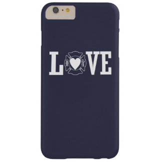 Love Firefighter Barely There iPhone 6 Plus Case
