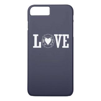 Love Firefighter iPhone 7 Plus Case