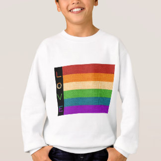 Love Flag Sweatshirt