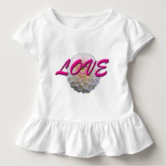 Love Flower Toddler T-shirt