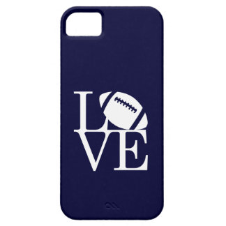Love Football iPhone 5 Cover