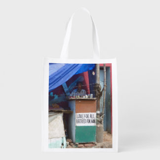 Love  for All, Hatred for None, Chennai Market Totes