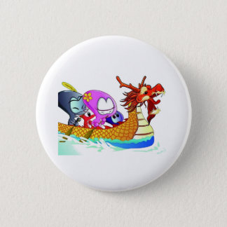 Love for dragonboating 2 inch round button