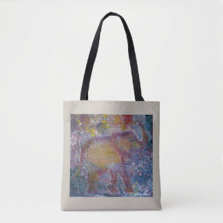 Love for Elephants Tote Bag