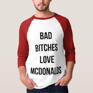 Love for Mcdonalds T-Shirt