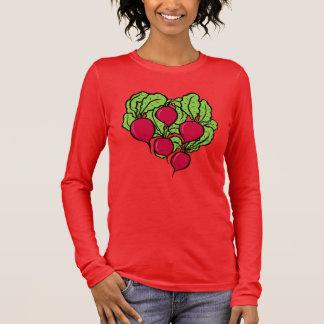 Love for Radishes Long Sleeve T-Shirt