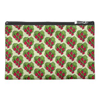 Love for Radishes Travel Accessory Bag