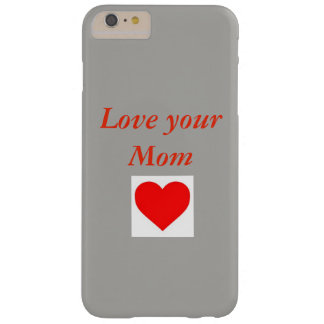 Love for your Mom.3D Phone Case