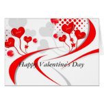 Love Forever Abstract Greeting Card