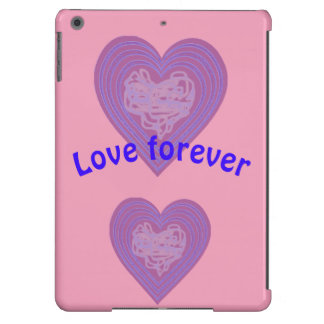 Love forever case for iPad air