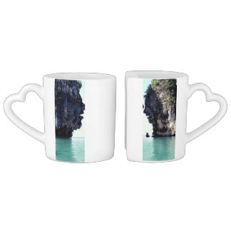 love forever coffee mug set