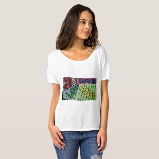 love four sixties hippie style T-Shirt