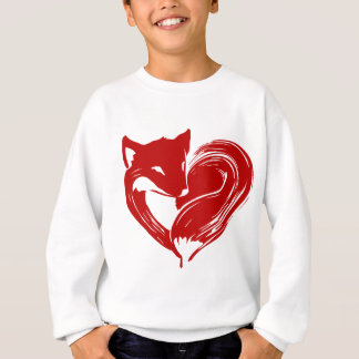 Love Foxes Clothing Sweatshirt