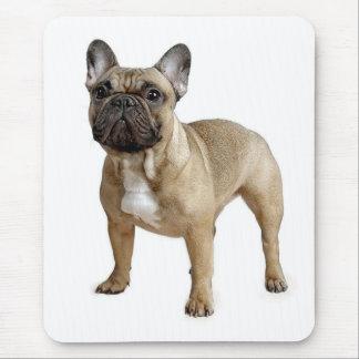 Love French Bulldog Puppy Dog Mousepad