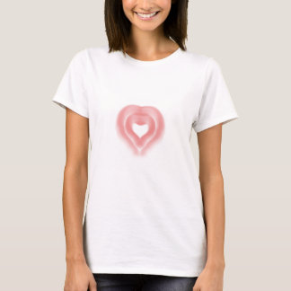 Love from the heart. T-Shirt
