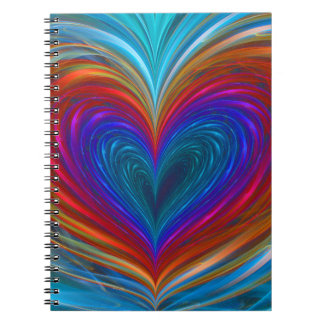 Love Full Of Color Notebook