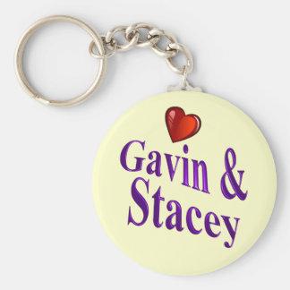 Love Gavin and Stacey Keychain