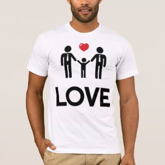 Love Gay Marriage Shirts White