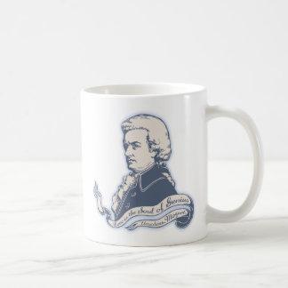 Love = Genius -Mozart Coffee Mug