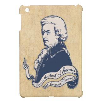Love = Genius -Mozart iPad Mini Cover