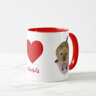 Love Gerbils Mug