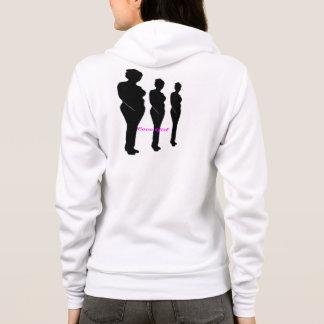 Love girl hoodie