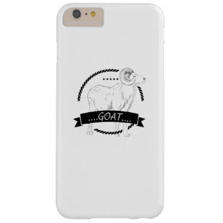 Love Goat Funny Gifts Vintage Style Barely There iPhone 6 Plus Case
