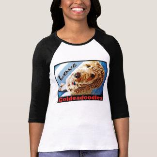 Love Goldendoodles Graphic t-shirt
