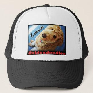 Love Goldendoodles Trucker Hat