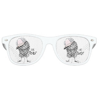 Love Golf Retro Sunglasses