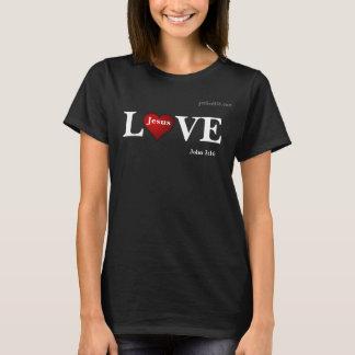 LOVE gotGod316.com Jesus T-Shirt