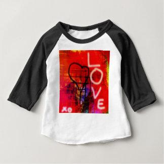 Love Graffiti Baby T-Shirt