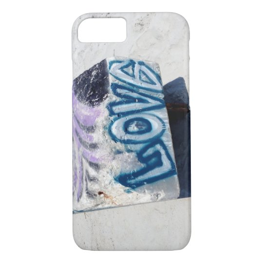 Love Graffiti Phone Case