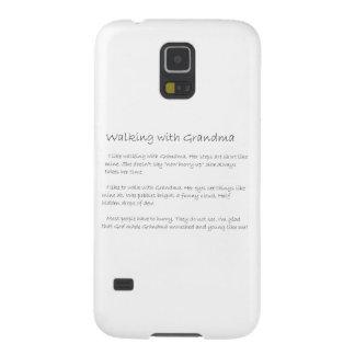 Love Grandma Galaxy S5 Covers