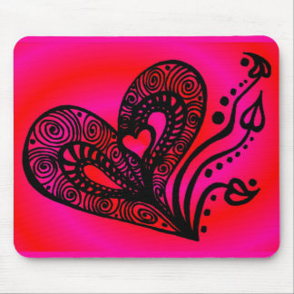 Love Grows 2 Mouse Pad