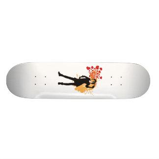 Love_Gun Skate Board