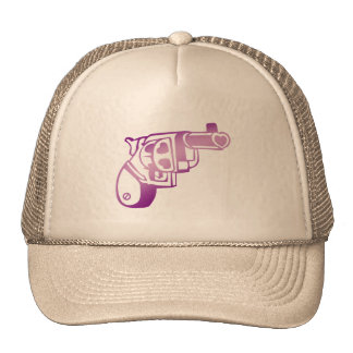 Love gun. trucker hat