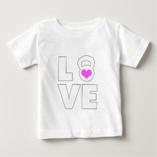 Love Gym Great Fitness Fan Gift Baby T-Shirt