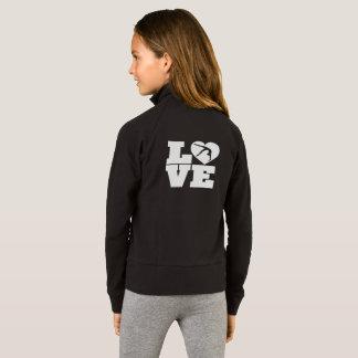 Love Gymnastics Girls' Boxercraft Practice Jacket