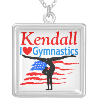 LOVE GYMNASTICS PERSONALIZED JEWELRY