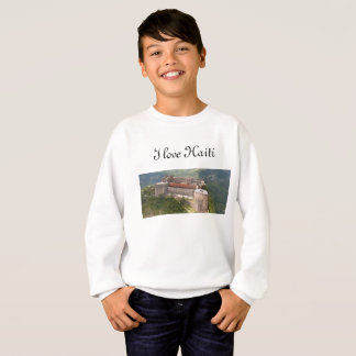 love haiti sweatshirt