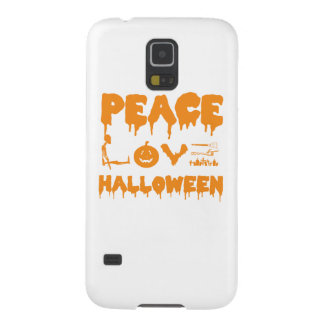 Love Halloween costume tshirt with skeleton, bats Case For Galaxy S5