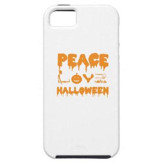 Love Halloween costume tshirt with skeleton, bats iPhone 5 Case